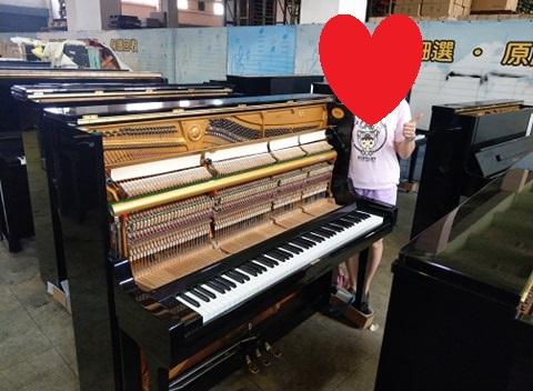 感謝端午節假期願意前來參觀與小弟購買二手鋼琴的顧客