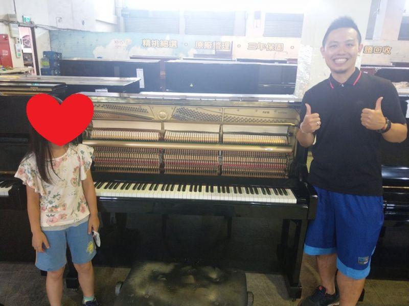 祝端午佳節愉快! 感謝本週購買二手鋼琴的顧客們!