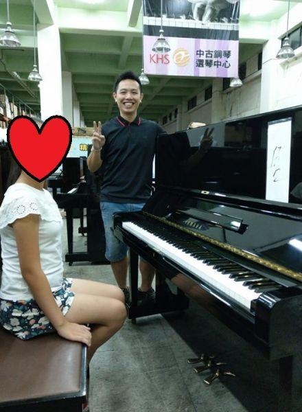 感謝陳老師與我們租借鋼琴演藝廳舉辦成果發表