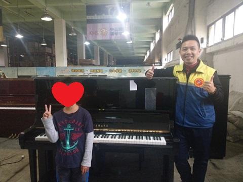 別人送的中古鋼琴或是網路上免費贈送只需付運費的琴可以接手嗎?