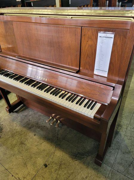 長青款 U30 木色中古鋼琴 YAMAHA最值得的型號 原木二手鋼琴