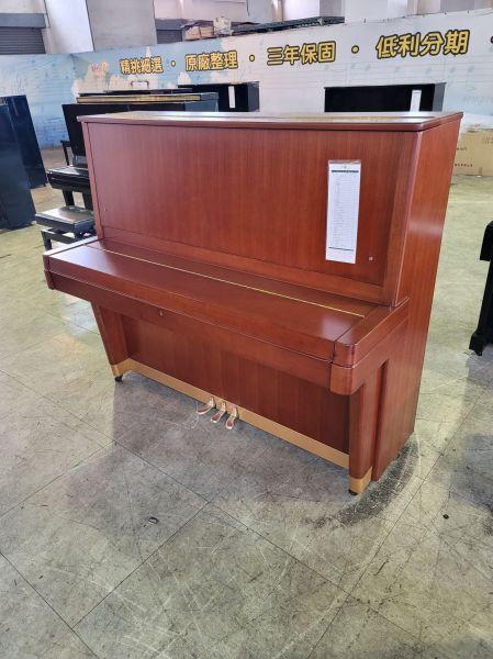 日本頂級 衝頂型款式 U7中古鋼琴 就是美 就是好 就是值得擁有!