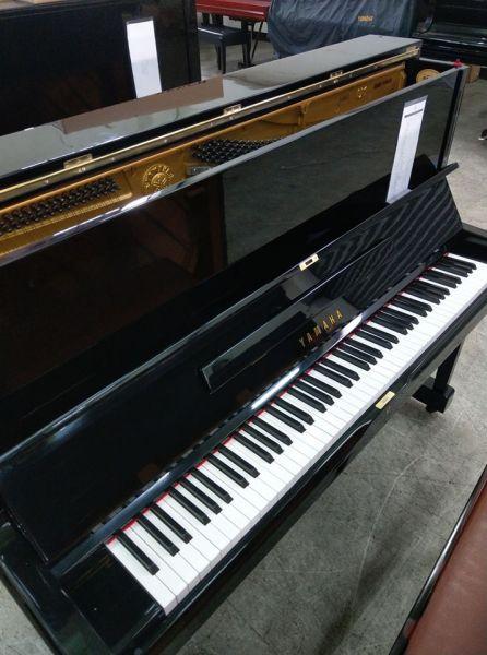 新貨到 YAMAHA U1 二手鋼琴 音色觸鍵都很棒喔