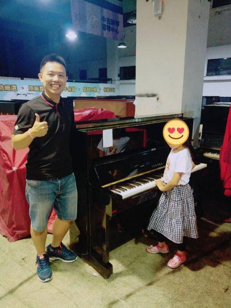 感謝桃園劉老師介紹購買CASIO PXS1000 全新電鋼琴
