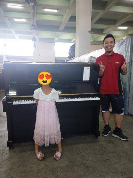 近期天氣降溫下雨潮濕,您的二手鋼琴是否鍵盤回彈速度變慢 或是按下去彈不起來?