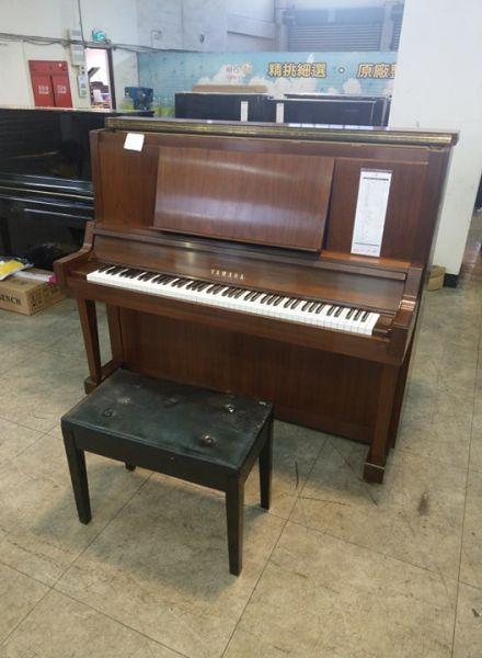 感謝鍾老師介紹家長與小弟購買YAMAHA U30 二手鋼琴