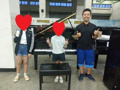 感謝本週與小弟購買二手鋼琴的顧客,服務專線:0980494792 黃先生