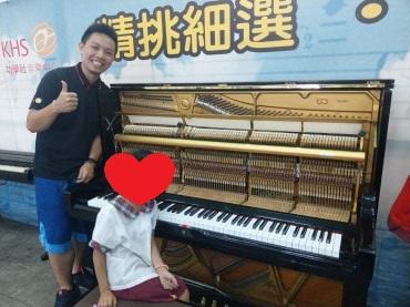 文章分享:為什麼您們的二手鋼琴特別貴?