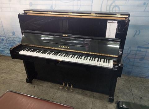 Yamaha U1 日製 二手鋼琴 鋼琴估價回收 09804947...