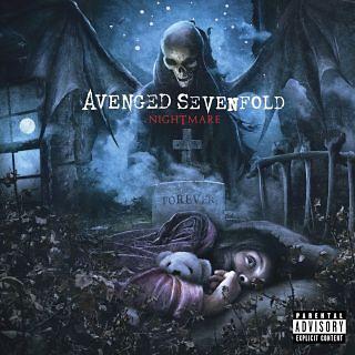 Nightmare - Avenged Sevenfold Bass Cover By二手鋼琴黃先生