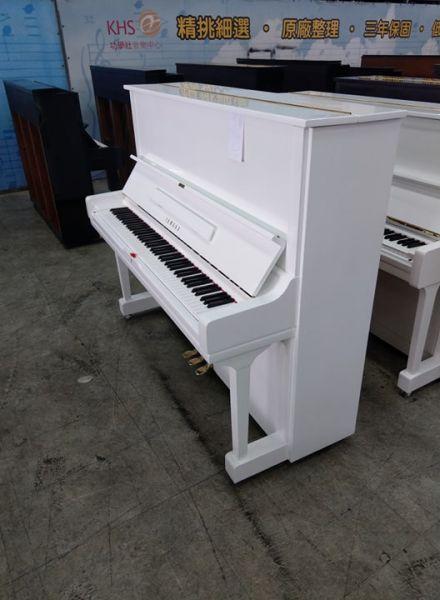 白色鋼琴 Yamaha U3 piano 0980494792 Mr.Huang