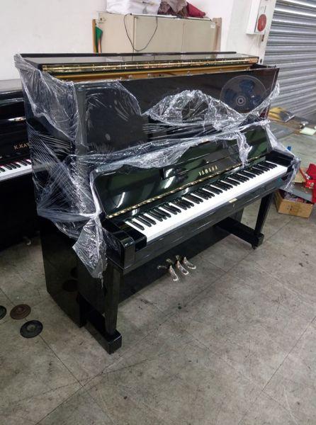新入倉 日本YAMAHA U3 二手鋼琴 典雅高貴 二手琴回收