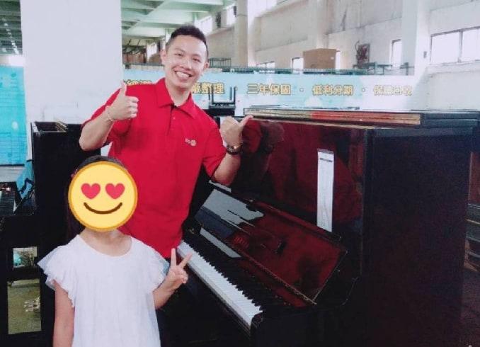鋼琴租借好嗎?買課程送樂器?