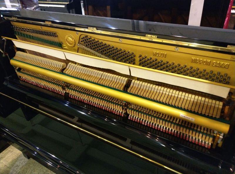 新貨到 YAMAHA U1 二手鋼琴 音色觸鍵都很優喔