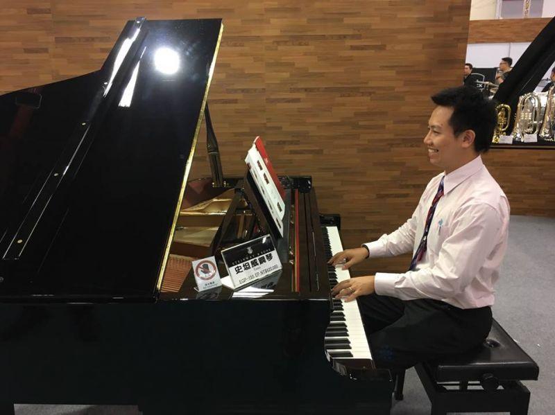 史坦威鋼琴介紹