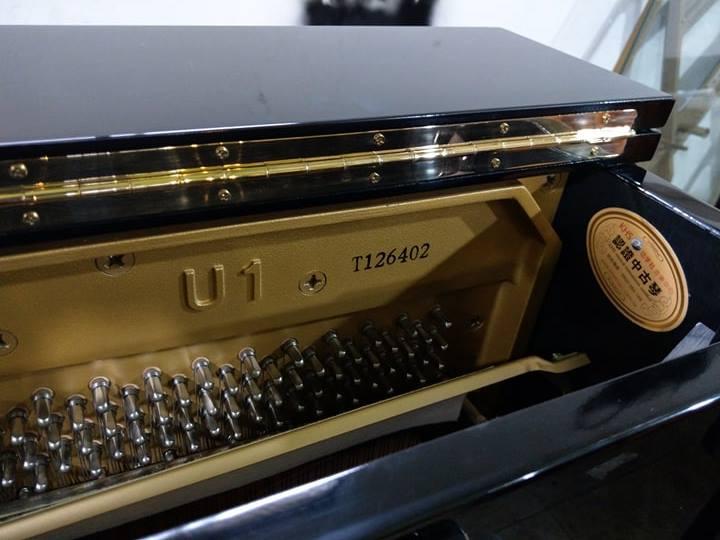 新貨到 YAMAHA U1 二手鋼琴