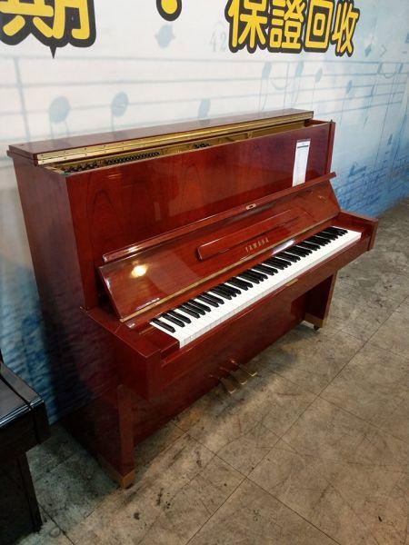YAMAHA W104 原木色鋼琴