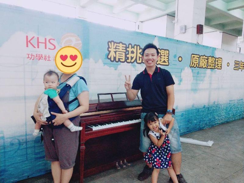 本週感謝文分享~謝謝六組願意與小弟購買二手鋼琴的顧客